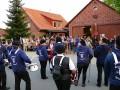 Fanfarenzug Plockhorst beim InfoAbend des FöFeu.