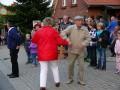 Wilder Tänzer mit fast 82 Jahren