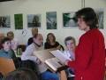 Vortrag zum Thema Demenz im Gemeindehaus.