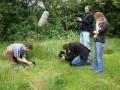 Gefilmt und fotografiert, Schnecken als Filmstars